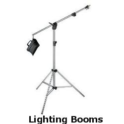 lighting booms