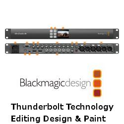 Blackmagic Design Cameras Studio