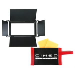 CINEO LIGHTING MATCHBOX LIGHTING ACCESSORY KIT.
