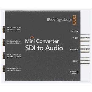BLACKMAGIC CONVMCSAUD MINI CONVERTER SDI > AUDIO