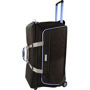 ORCA BAGS SHOULDER BAG WITH BUILT IN TROLLEY