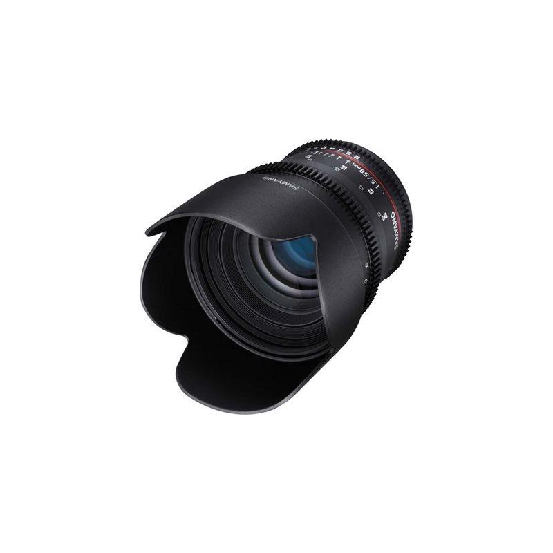 Digital Cine Lenses