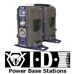 IDX V-mount batteries