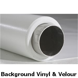 background vinyl and velour