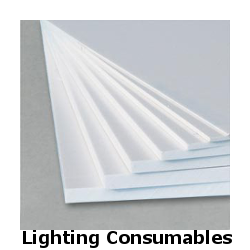 lighting consumables