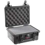 PELICAN # 1120 CASE NO FOAM - BLACK