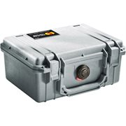 PELICAN # 1150 CASE NO FOAM - SILVER