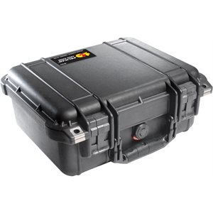 Pelican 1400Bnf 1400 Case No Foam - Black