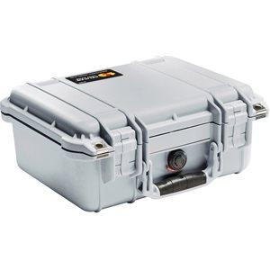 Pelican 1400 Case - Silver