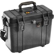 PELICAN # 1430 CASE NO FOAM - BLACK