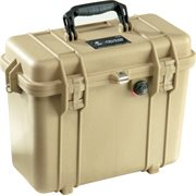 PELICAN # 1430 CASE NO FOAM - DESERT TAN