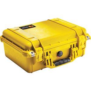 Pelican 1450Ynf 1450 Case No Foam - Yellow