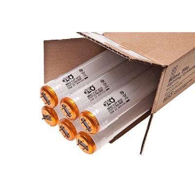 Kino Flo 242-K32-S / 6P 2Ft 800Ma KF32 Safety-Coated Pack Of 6 Tubes.
