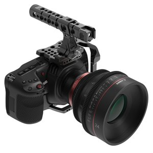 8Sinn BM Pocket Cinema Camera 4K / 6K Half Cage + Top Handle Pro (HDMI & USB-C cable clamp not included)