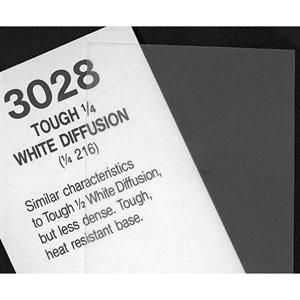 """Rosco 1 / 4 Diffusion Roll, 48""""x25'"""