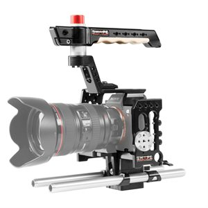Shape Sony A7R3 cage 15 mm rod system