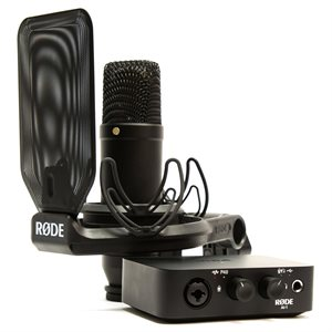 Rode AI-1 Complete Studio Kit - Bundle With Rode NT1