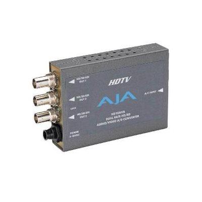 AJA HD10AVA HD / SD A / D CONVERTER