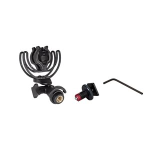 Ambient Recording TinyMike soft suspension f. standard cold shoe mount
