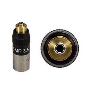 Ambient Recording Ph 48 volts / electret converter Lemo 2C 8-pin, Micron SR