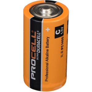 DURACELL C SIZE PRO CELL BATTERY