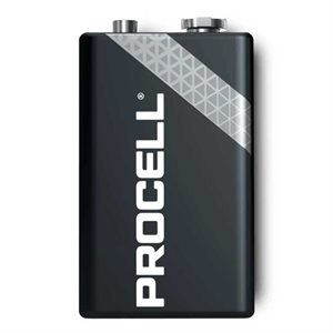 Duracell PC1604 Procell 9V Battery