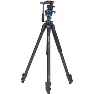 Benro A1573F Series 1 AL Video Tripod & S2 Head