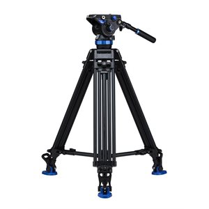 BENRO Dual Stage AL Video Tripod & S8 Head