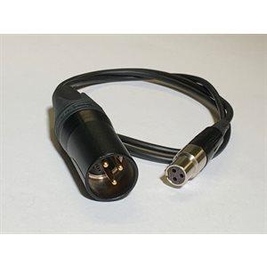 CABLE LECTROSONICS SRB OUTPUT CABLE 60 CM