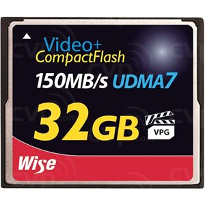 WISE CompactFlash 32GB