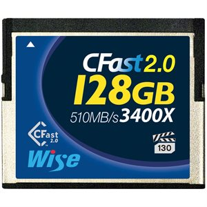 WISE CFast 2.0 128GB