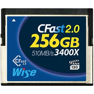 WISE CFast 2.0 256GB