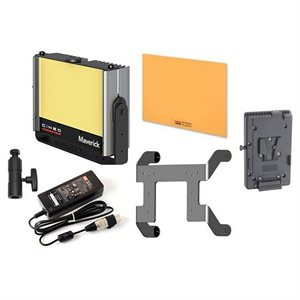 CINEO LIGHTING MAVERICK BI-COLOR PORTABLE V-LOCK KIT