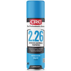 CRC 2.26 ELECTRICAL SPRAY 450G AEROSOL