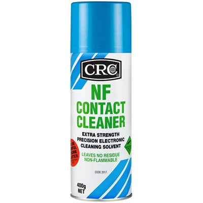 Crc Industries Nf Contact Cleaner Spray | John Barry Sales