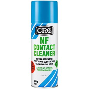 CRC NF CONTACT CLEANER 400G NON-FLAMMABL