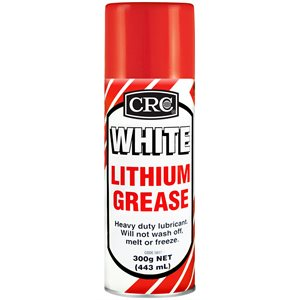 CRC LTHIUM GREASE SPRAY 300G