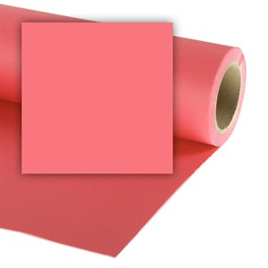 COLORAMA 1.35 X 11M CORAL PINK