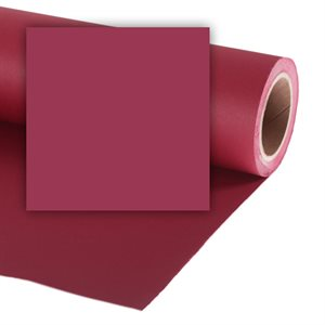 COLORAMA 1.35 X 11M CRIMSON