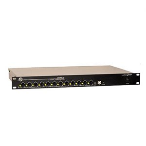 LECTRO DIGITAL POWER AMP, DANI BUS IN, 12 CH OUTPUT