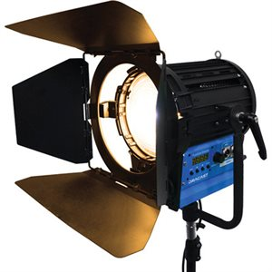 LED FRESNEL 1000 TUNGSTEN 3200K WITH DMX CONTROL
