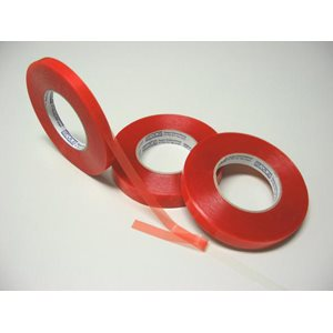 POLYESTER D / SIDED CLEAR TAPE 24MMX50M