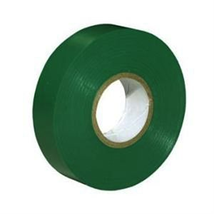 ELECTRICAL INSULATION TAPE: GREEN