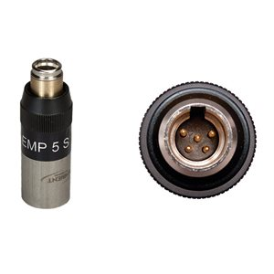 AMBIENT Ph 48 volts / electret converter TA5M Lectrosonics