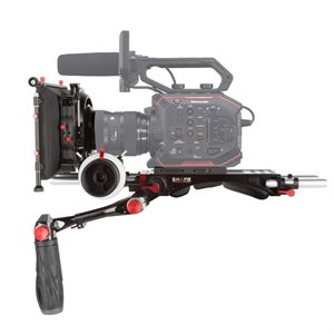 Shape EVAKIT Panasonic Au-Eva1 Baseplate Follow Focus Matte Box Kit