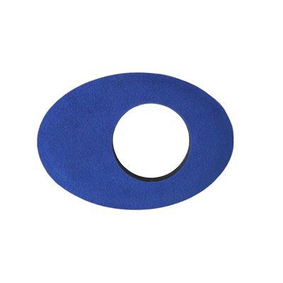 BLUESTAR EYEPIECE LARGE OVAL ULTRASUEDE BLUE