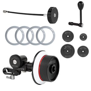 Shape SHAPE kit focus single rod follow focus 15 mm LWs