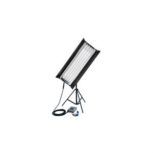 FILMGEAR LIGHTING 4 BANK 4 FT FLO-BOX SET