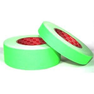 STYLUS FLUORO TAPE 48MM: GREEN