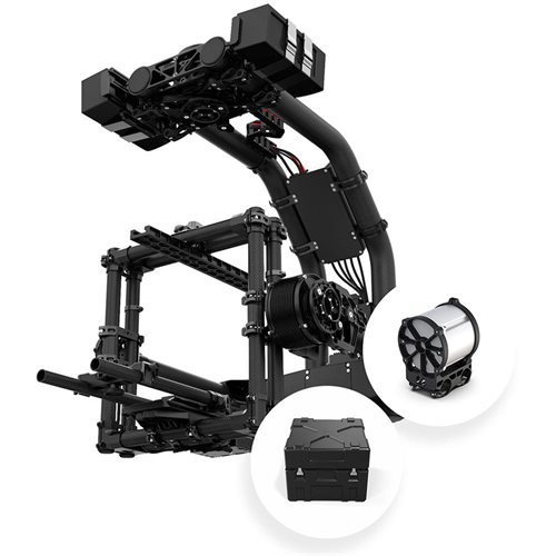 Freefly MoVI XL Optical Gyro Edition with Case
